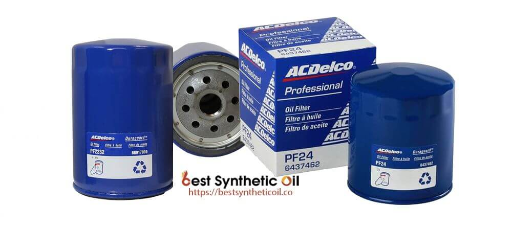 ACDelco PF2232 Professional Best Engine Oil Filter 2019