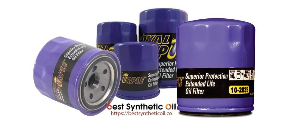 Royal Purple 341777 341777 Extended Life Oil Filter - 10-2835 2019