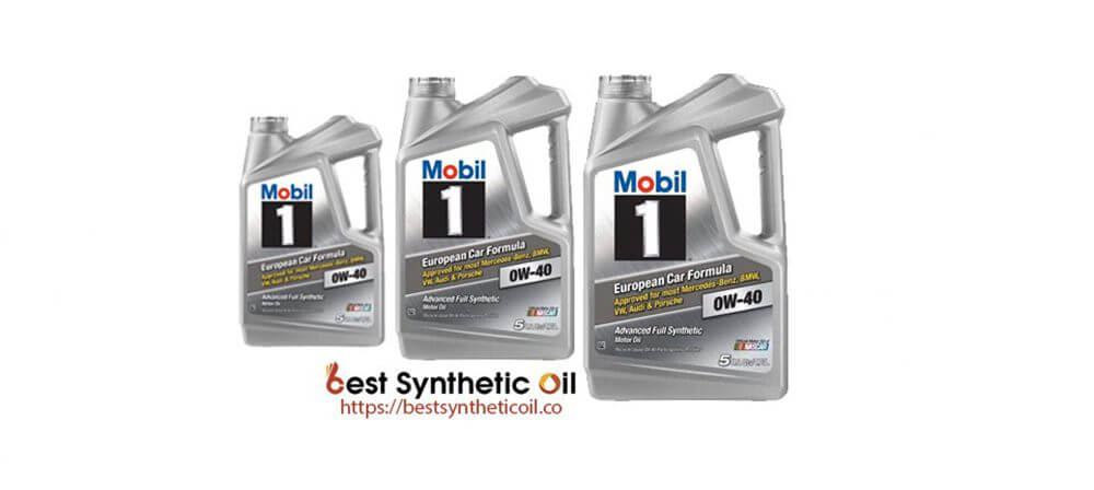 Mobil 1 (120760) - Best Synthetic Oil 2018