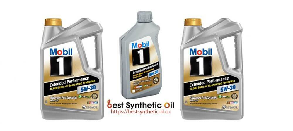 Mobil 1 (120766) - Best Engine Oil For the Money