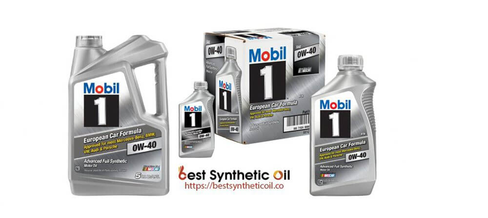Mobil 1 96989 - Best Motor Oil for Diesel Engines