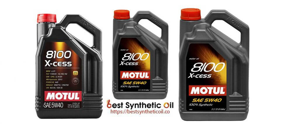 Motul 007250 8100 - Best Budget Synthetic Oil 2020